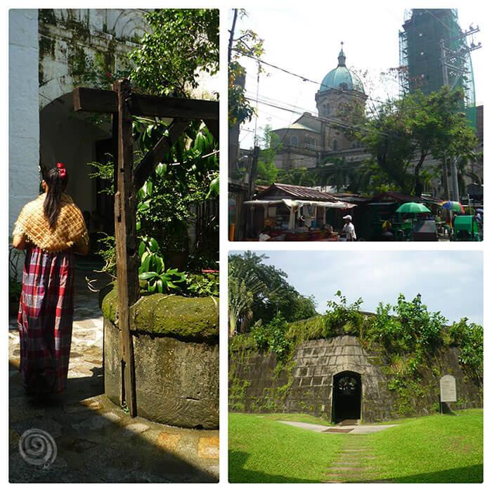 Cultura hispana en Manila