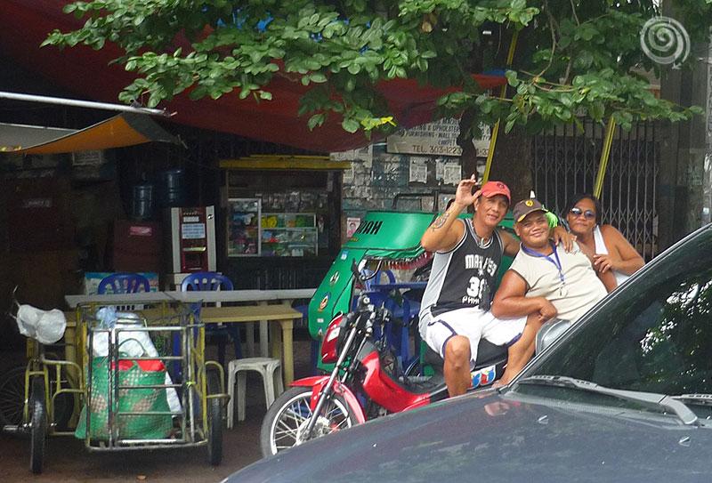 Filipinos Pinoy style