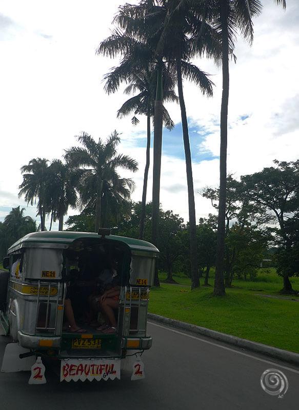 Transportation Manila
