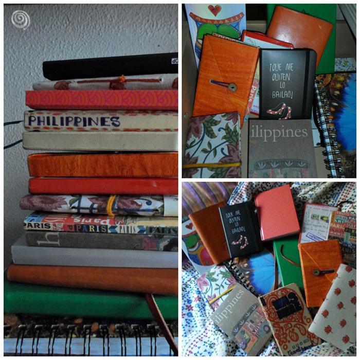 cuadernos viajeros