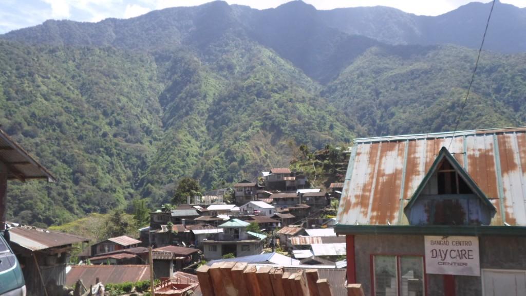 Viaje lento a Tinglayan Whang Od