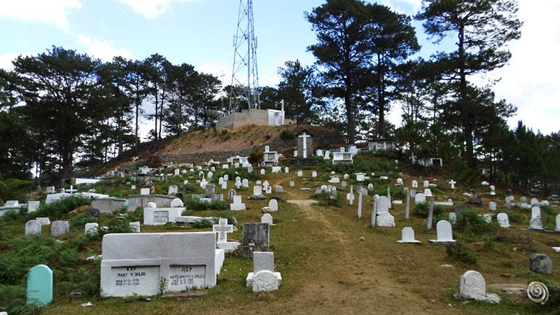 cementerio en Sagada Filipinas