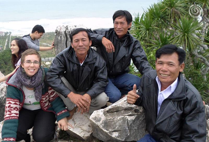 locals asia Vietnam