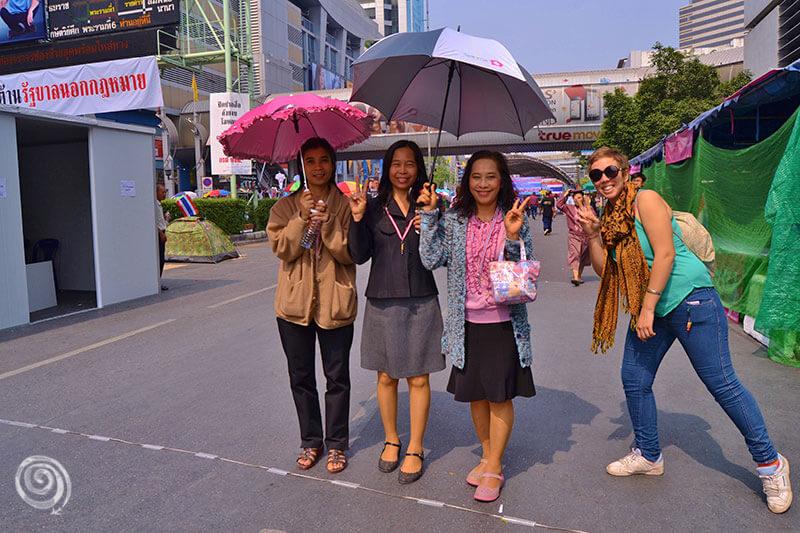 lugareños Tailandia
