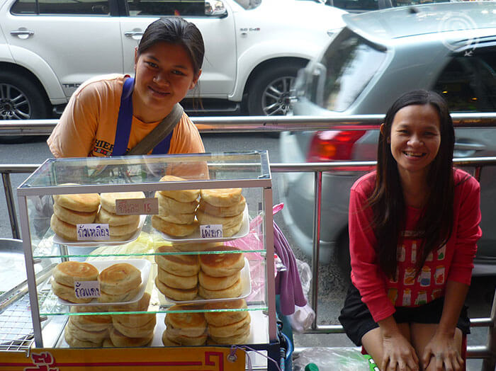 Comida callejera Sudeste Asiático