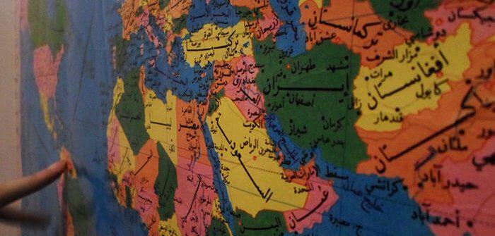 Mapa Marruecos