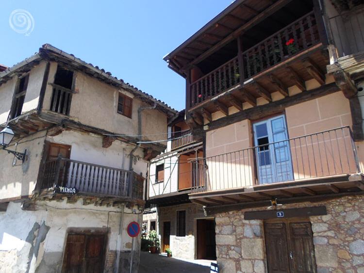 Garganta la olla Extremadura