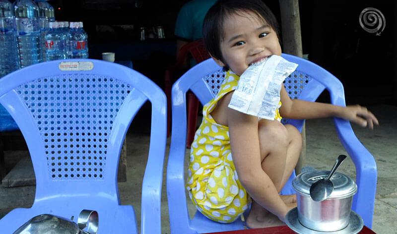 niña vietnam da nang