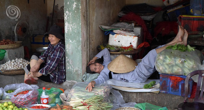 Da Nang market