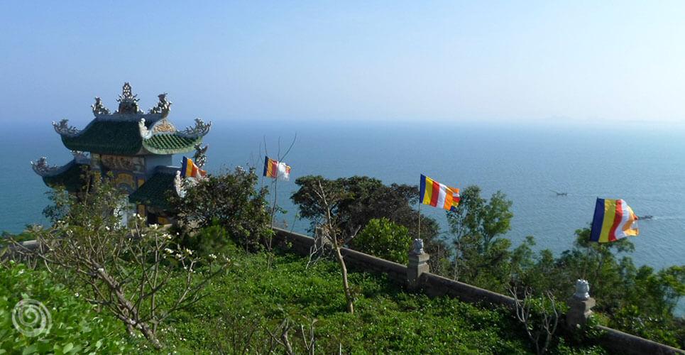 temple Vietnam Da Nang