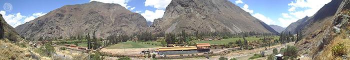 Valle Sagrado de Perú