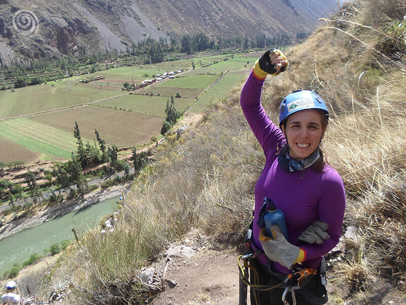 Zipline Sacred Valley