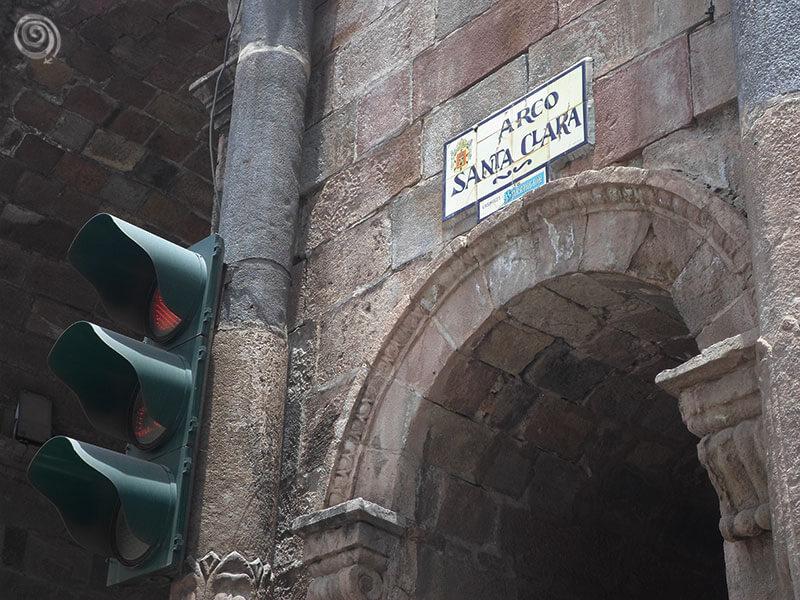 Centro histórico de la ciudad de Cusco