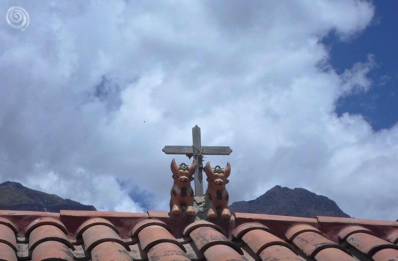 Cusco ciudad inca de Perú