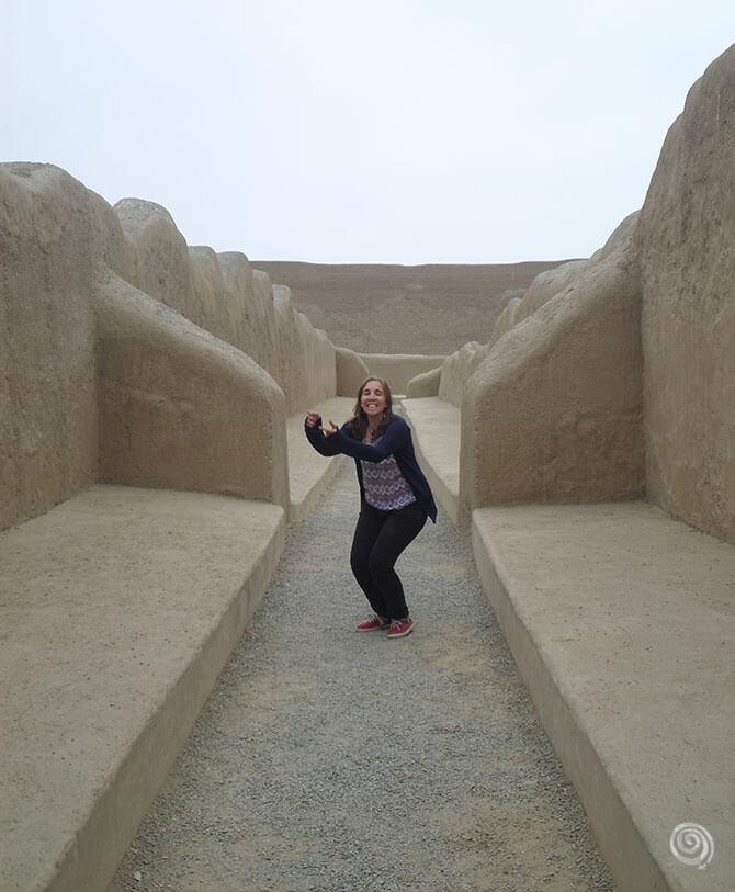 ruinas Chan Chan Trujillo