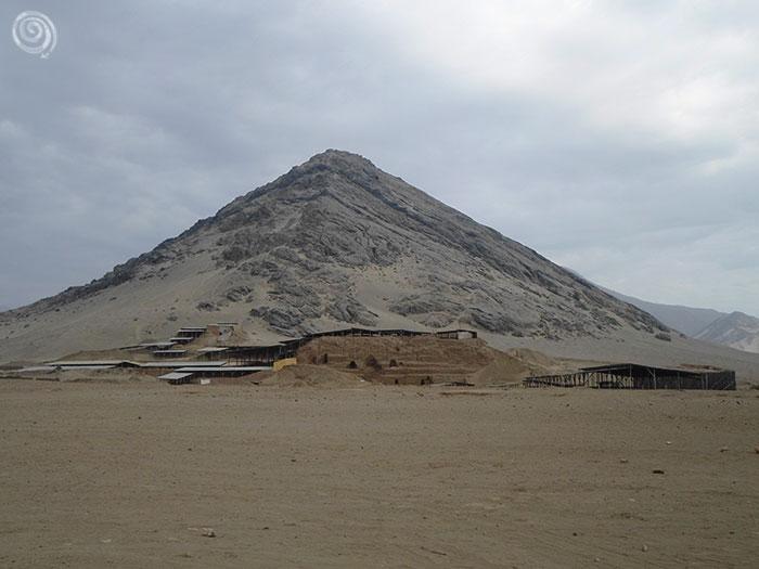 Huaca de Sol y Luna en Trujillo