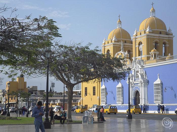 Plaza de Trujillo Perú