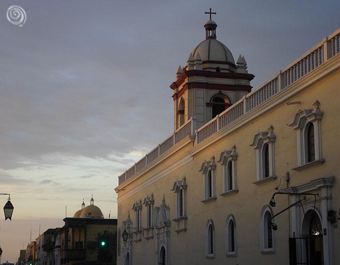 Trujillo Perú colonial