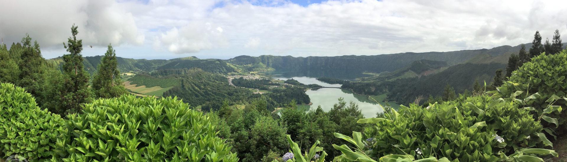 Ir a Sete Cidades en Azores