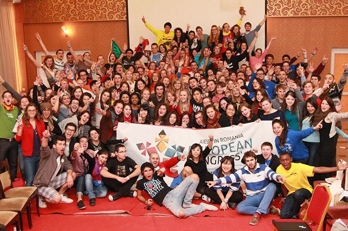 proyectos internacionales con AIESEC