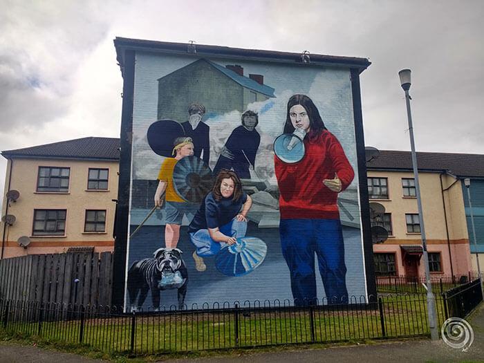 Visit Derry, Ireland