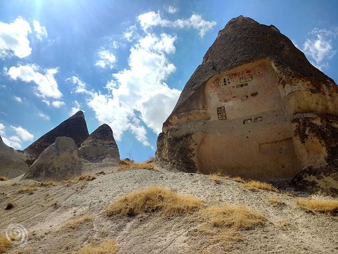 Capadocia en Turquía