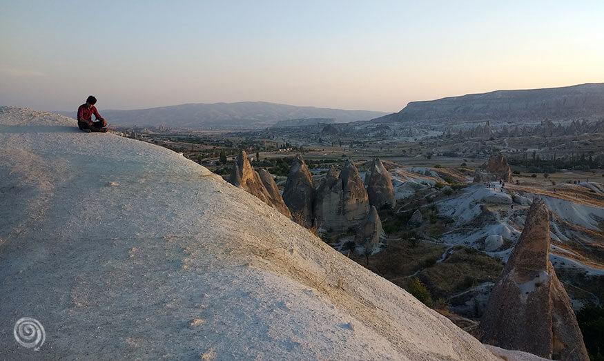 cómo viajar a Capadocia