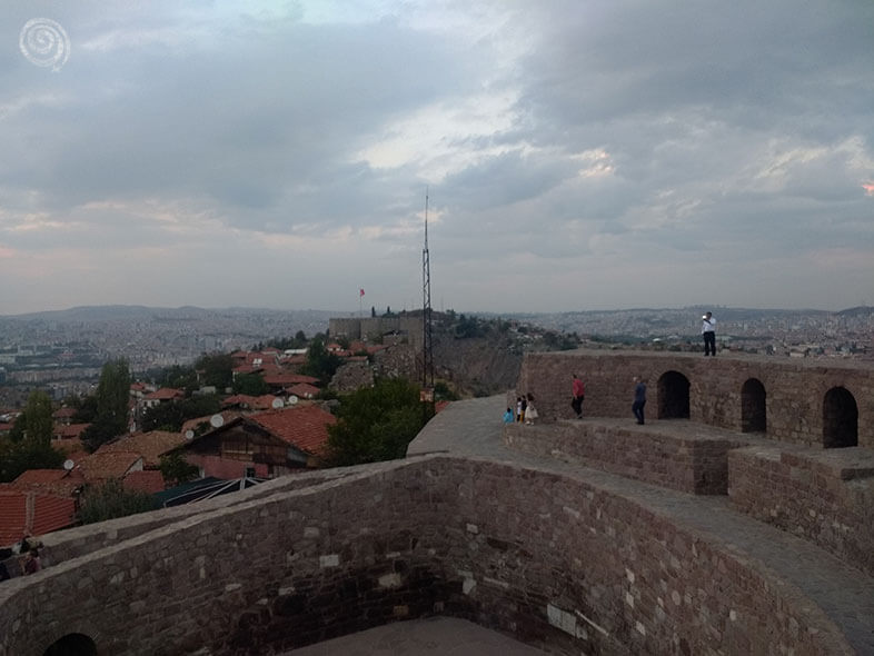 castillo de Ankara