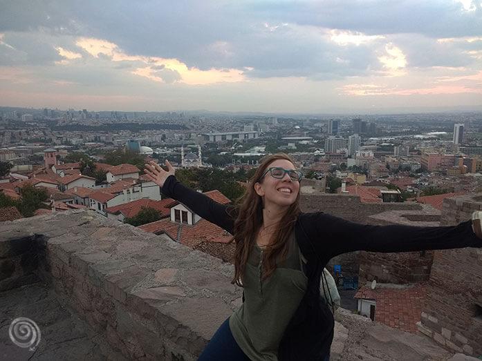 viajar a Ankara