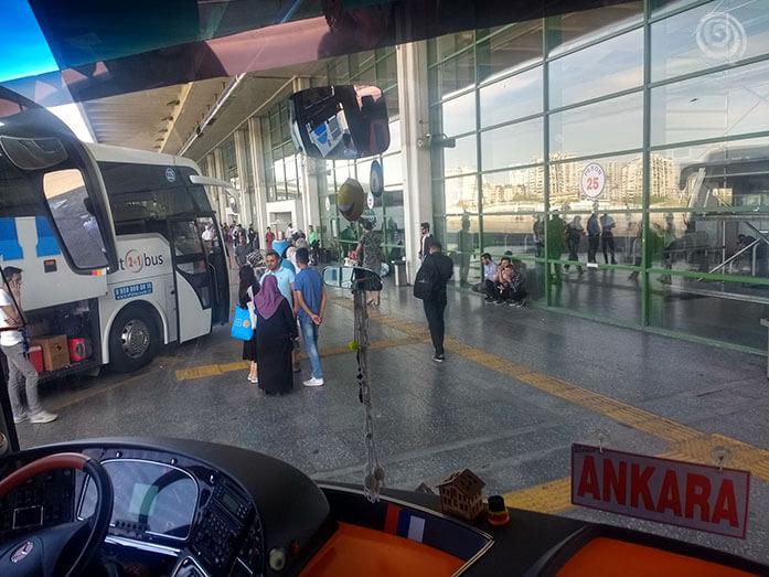 ir de viaje de Capadocia a Ankara