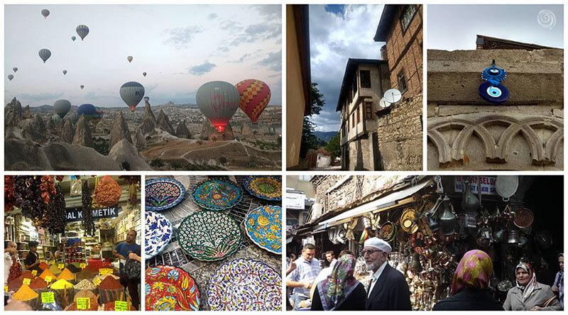viajar sola a Turquia