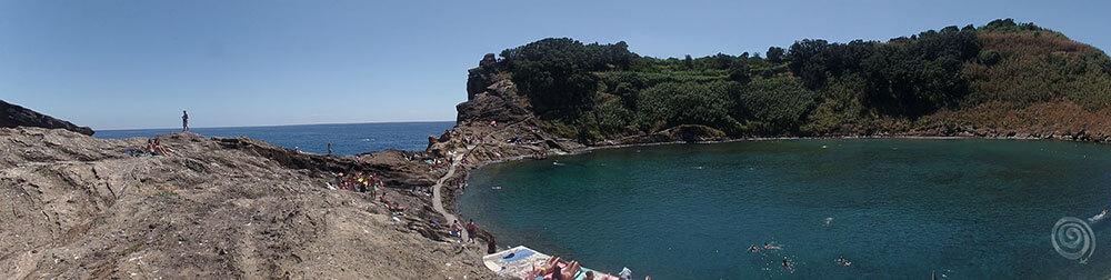 Islas Azores playas