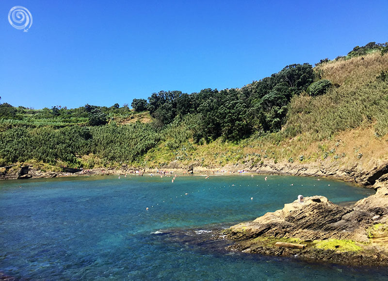 Playas en Azores