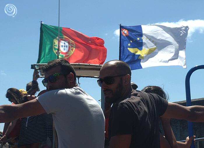 Portuguese flag Azores