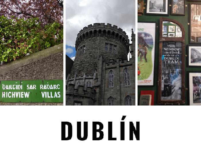 Viajar a Dublín, capital Irlanda