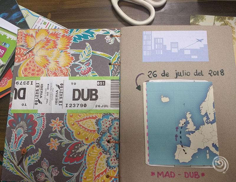 Cuaderno de viaje a Irlanda