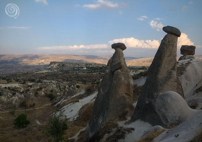 Visitar Capadocia Turquía