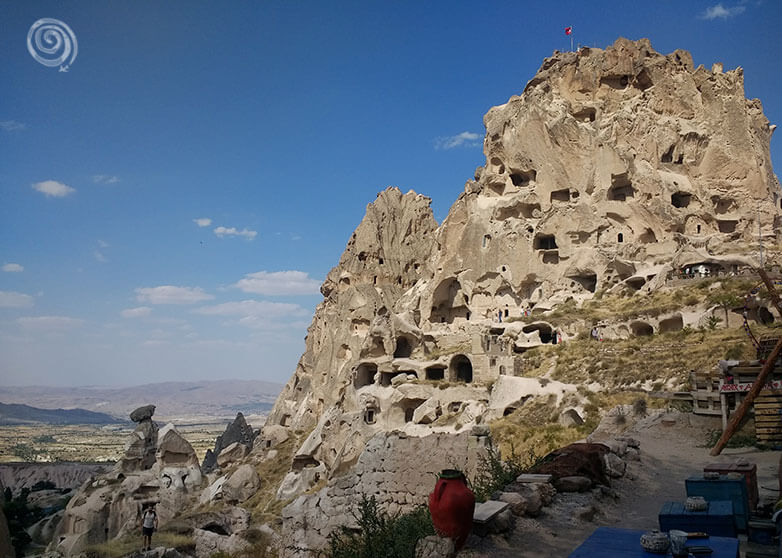 Uchisar Castle Turkey