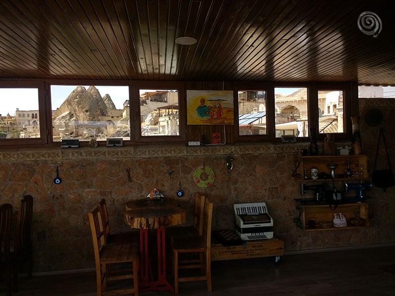 gastronomía Capadocia