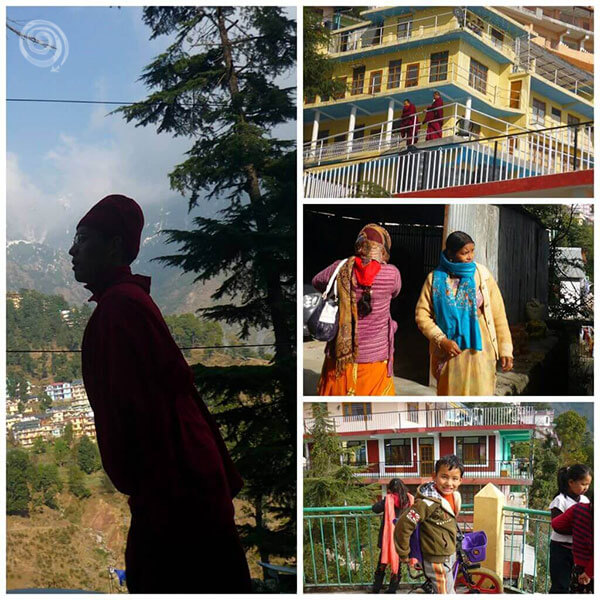 Dharamhsala North India