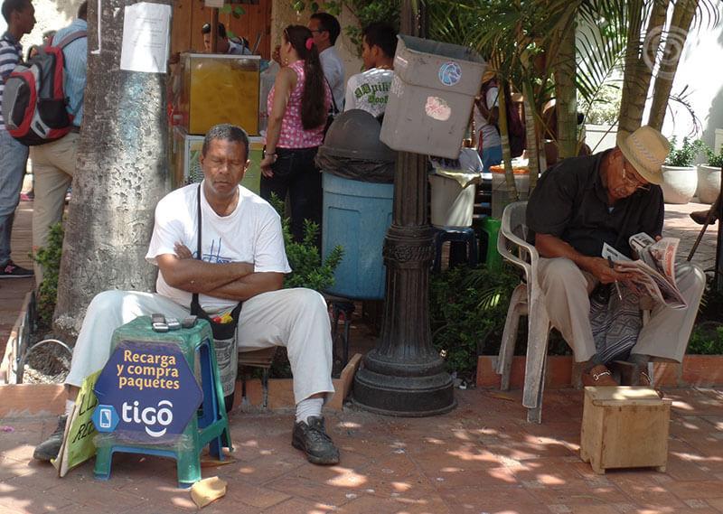 Cartageneros viajar a Colombia