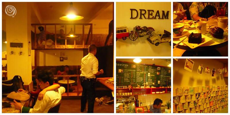 Coffee place Manila Philippines