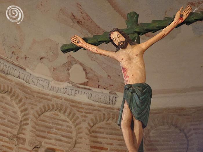 Jesús en Mezquita Cristo de la Luz Toledo