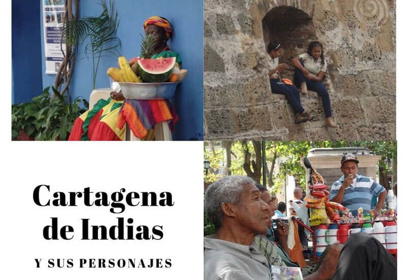 viajar a Colombia Cartagena