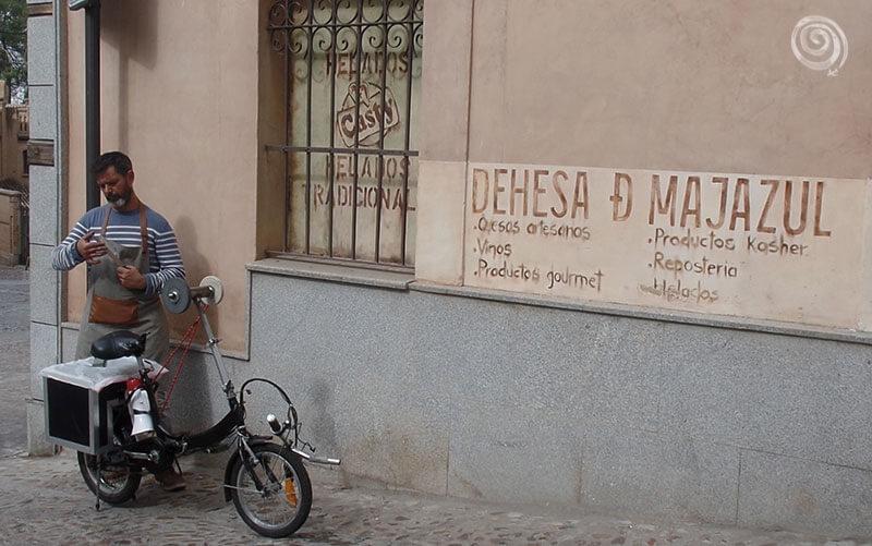 Afilador Toledo España