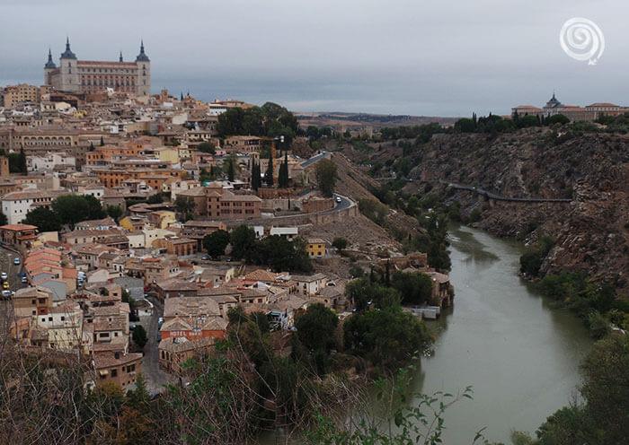 Vistas de Toledo (España)