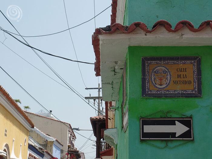 placa de Cartagena de Indias
