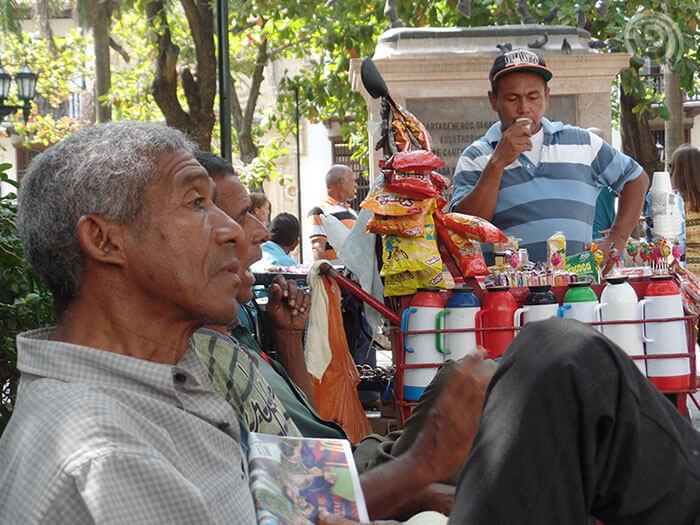 Gente de Cartagena Colombia