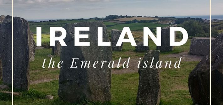 Travel to Ireland (road trip)