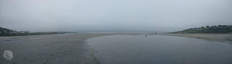 West cork beaches grey